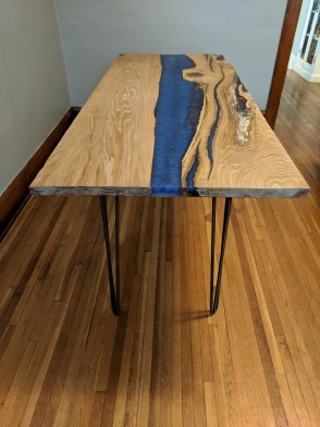 White Oak River Table